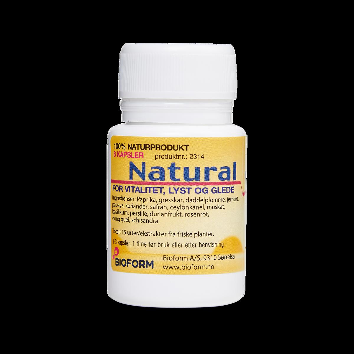 Natural Vital