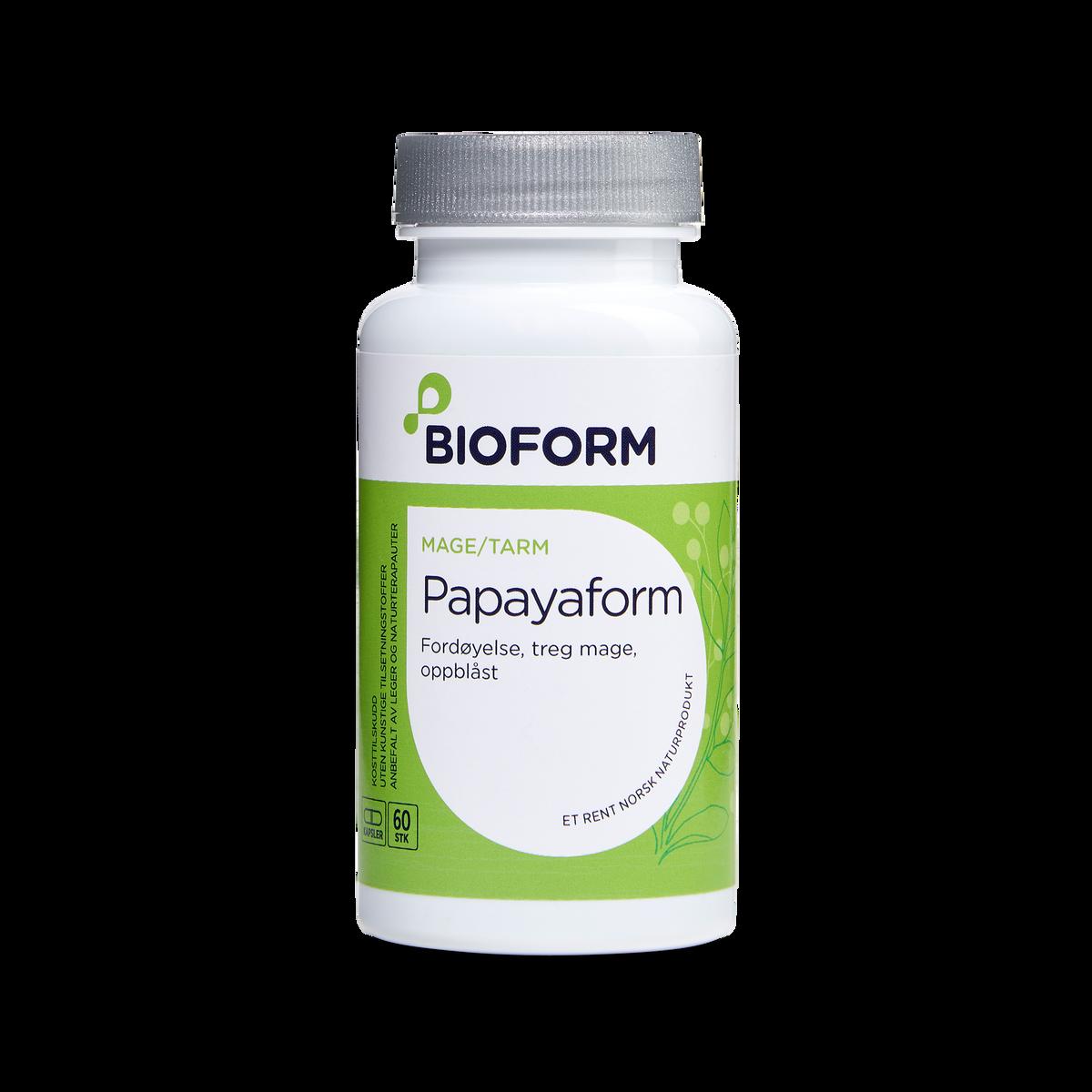 Papayaform